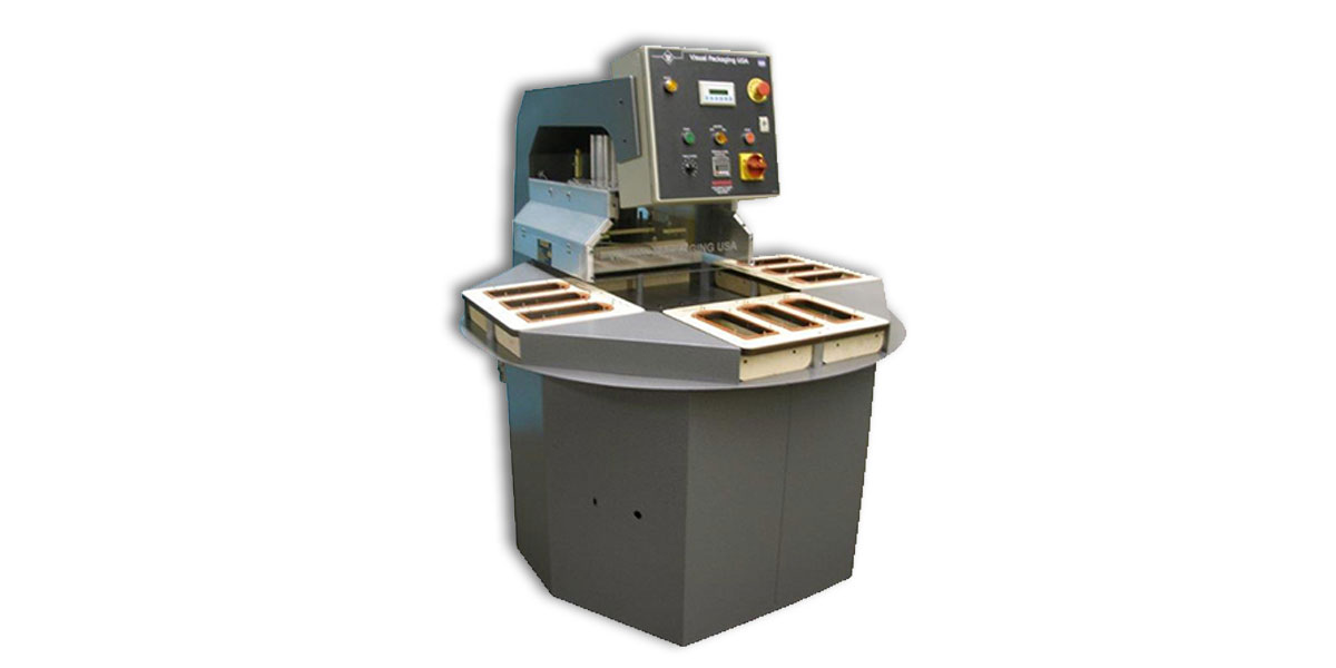 blister packaging machine Semi Automatic Rotary