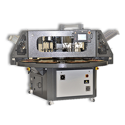 blister packaging machine rotary automated