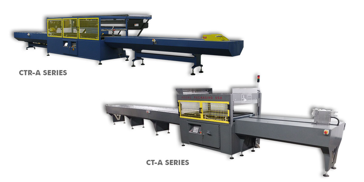 skin packaging machine ctr