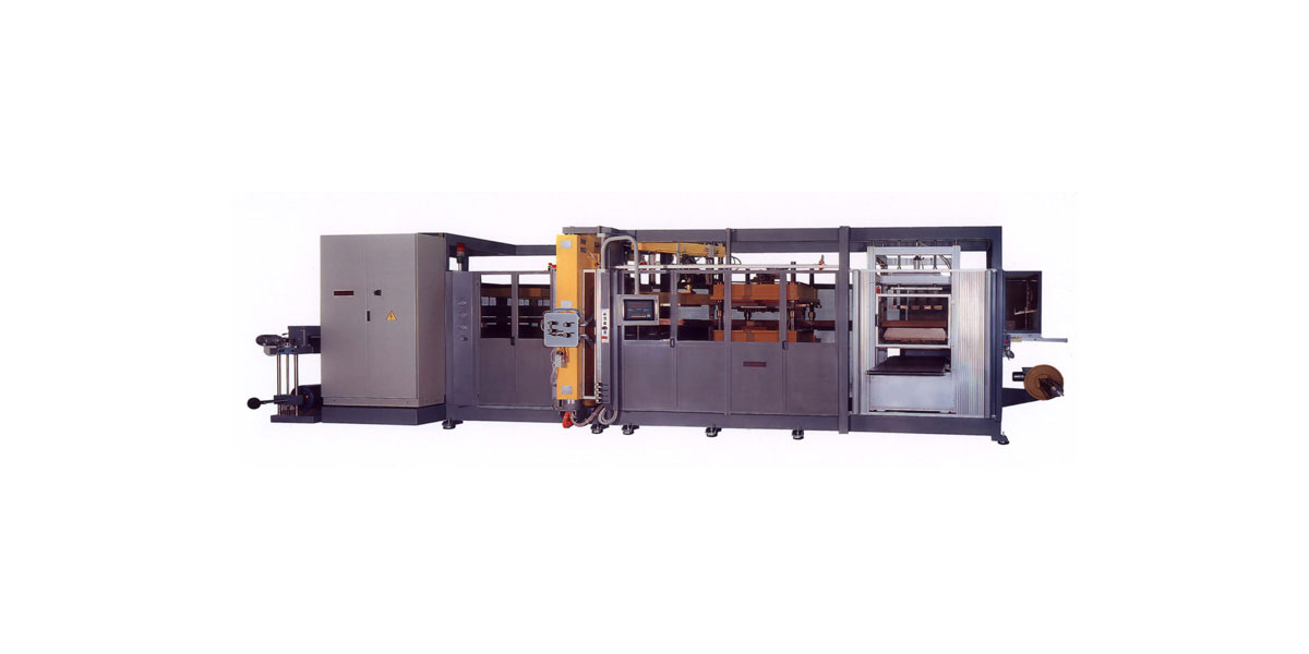 thermoforming machine pve series