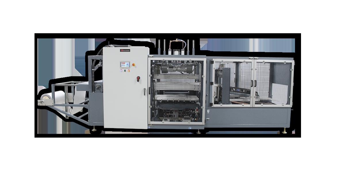 thermoforming machine rve series