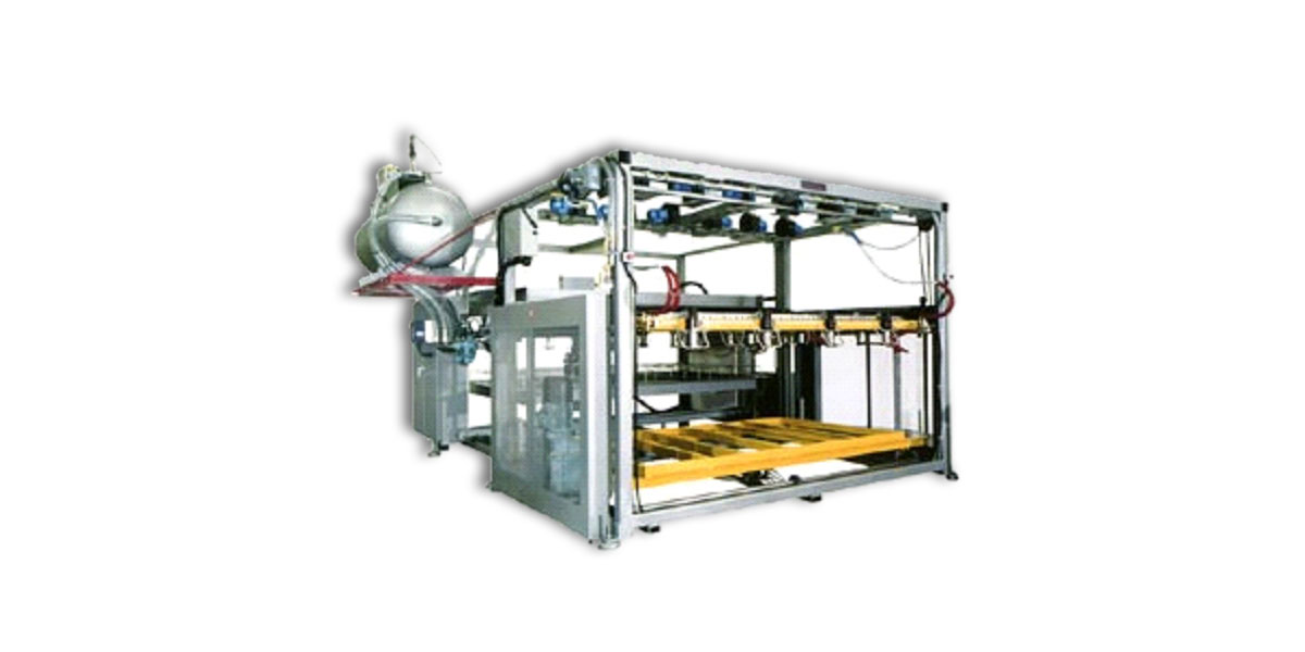 thermoforming machine savf series