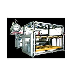 thermoforming machine savf